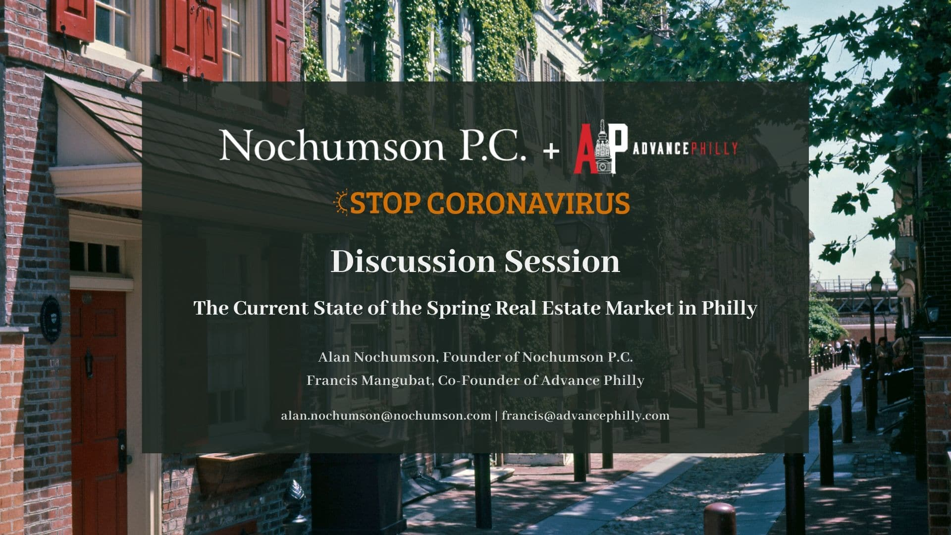 The Current State of the Spring Real Estate Market in Philly