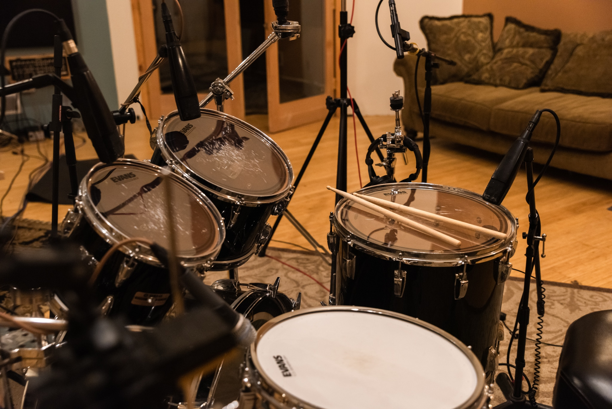 Recording Studio Expands Business Operations Through Zoning Variance