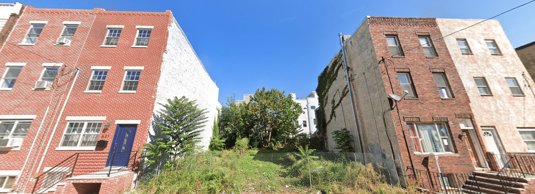 Real Estate Developer Reverses Sale of Vacant Lot