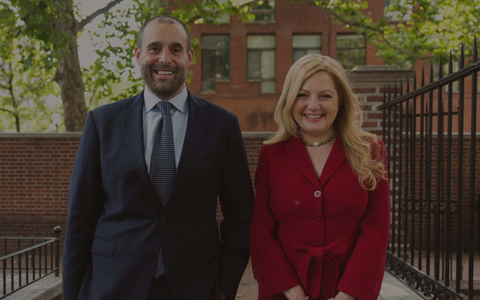 Natalie Klyashtorny and Alan Nochumson Elected as Officers of the Louis D. Brandeis Law Society