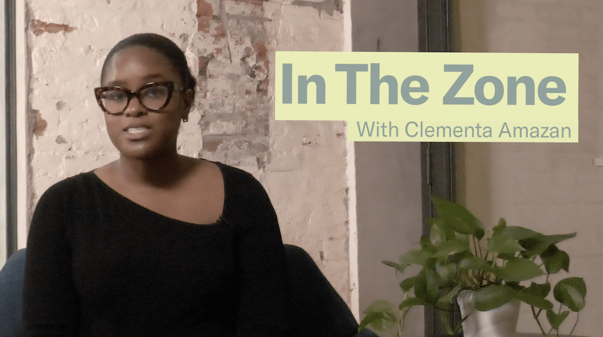 In the Zone with Clementa Amazan