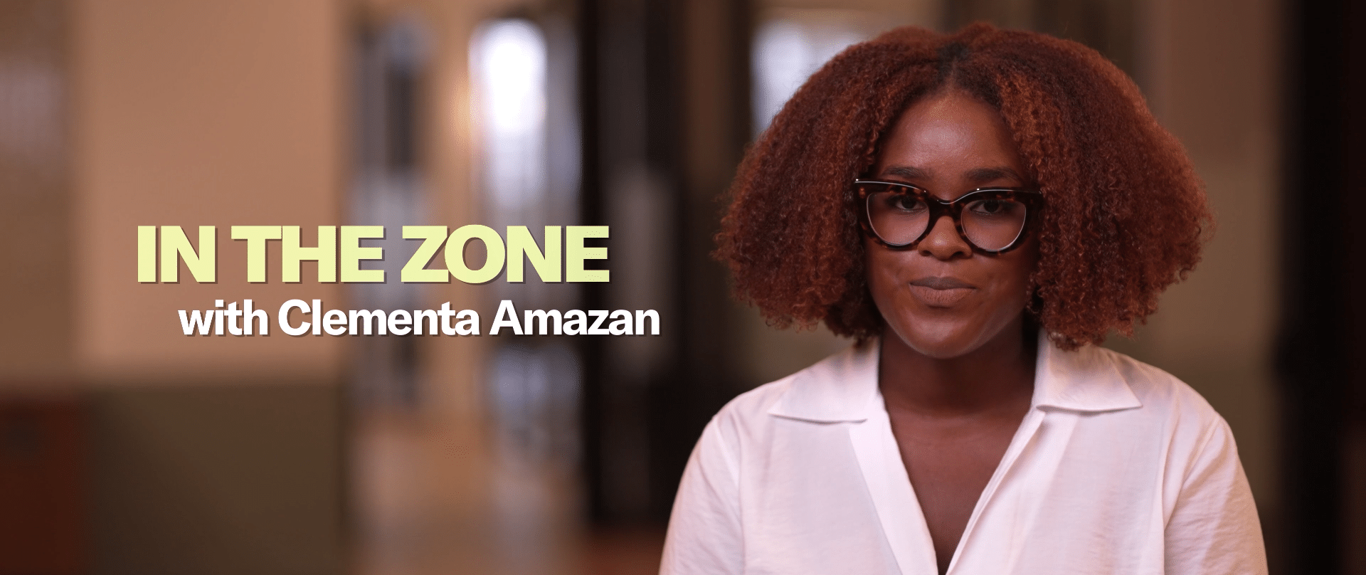 In the Zone with Clementa Amazan – Episode 3